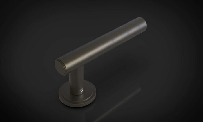 SOLID BRASS LEVER INSPIRED #001