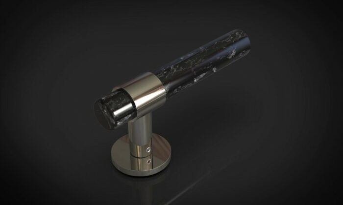SOLID BRASS LEVER INSPIRED #007